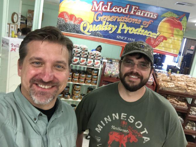 Derek and McLeod Farms