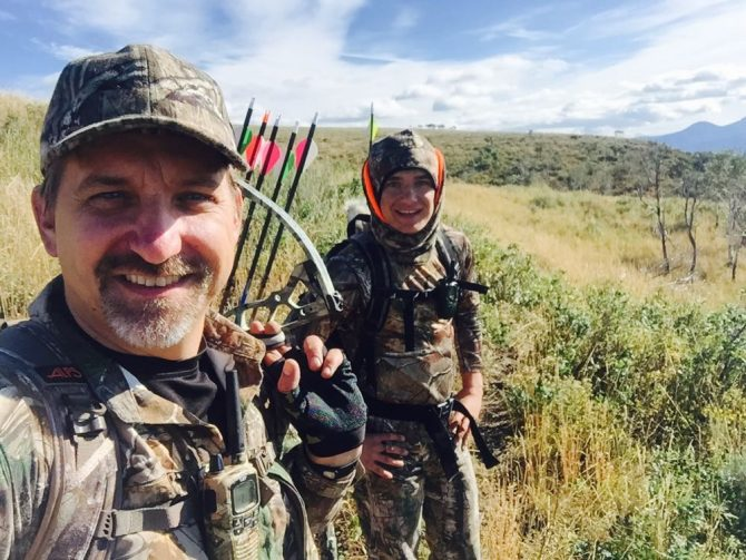 Though we didn't harvest an elk this year, I wouldn't trade the weekend with my son for anything.
