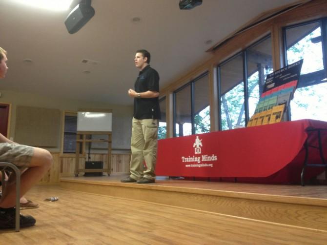Jon Bateman, national champion 2011, is one of the NITC coaches.