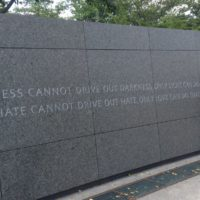 Perhaps my favorite MLK quote.