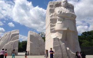 MLK Memorial. VERY impressive.