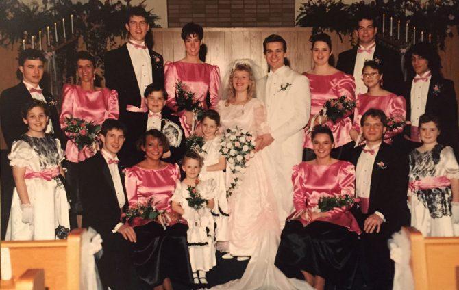 Jeub Wedding 1991