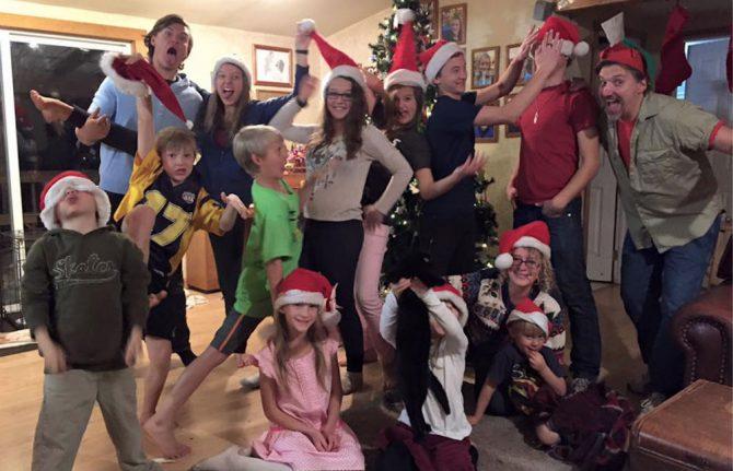 Jeubs at Christmas 2015