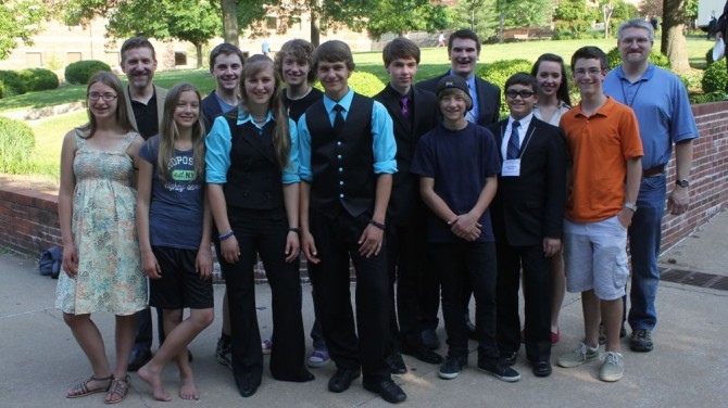 These are the Monumentum competitors who made it to national last year.