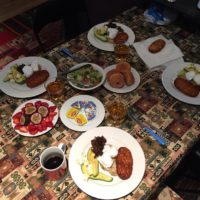 EVERY meal Alissa and Asaad has made has been incredible!