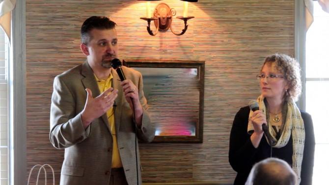 Speaking in PA
