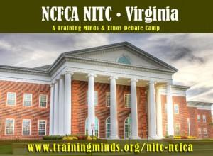 NCFCA NITC is still open.